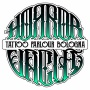 Logo Horror Vacui Tattoo Parlour