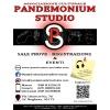 Brochure dell'attività Pandemonium Studio
