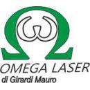 Logo dell'attività OMEGA LASER DI GIRARDI MAURO