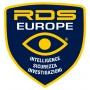 Logo RDS Europe Agenzia Investigativa