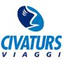 Logo CIVATURS VIAGGI