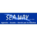 Logo dell'attività SEA WAY Scuola Nautica - Agenzia