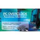 Logo dell'attività PC OVERCLOCK