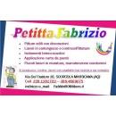 """Logo dell'attività Pitture Edili """"PETITTA"""" di Fabrizio Petitta"""