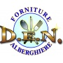 Logo D.E.N. Forniture Alberghiere di Chiarelli Daniele