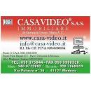 Logo dell'attività IMMOBILIARE CASAVIDEO S.A.S MODENA