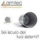 Logo dell'attività amtec IT and communication