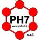 Logo dell'attività PH7 s.r.l. Laboratorio analisi chimiche industriali, prove tecnologiche