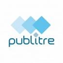 Logo dell'attività agenzia di pubblicità e comunicazione. Editore giornali e free press