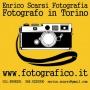 Logo  - Enrico Scarsi Fotografia Fotografo in Torino -
