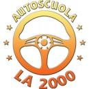 Logo dell'attività Autoscuola La 2000 di Esposito Andrea