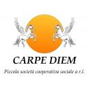 """Logo dell'attività """"Carpe Diem"""" piccola società cooperativa sociale a r.l. onlus"""