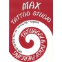 Logo MAX TATTOO STUDIO  Tatuaggi & Piercing