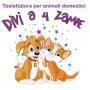 Logo Toelettatura Divi a 4 Zampe
