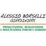 Logo ALESSIO BORSELLI GIARDINIERE