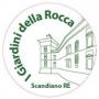 Logo Giardini Della Rocca di Marco Spallanzani