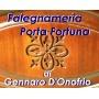 Logo Porta Fortuna di D'onofrio Gennaro