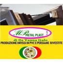 Logo dell'attività Metal Plast S.a.s. di De Vanna Italo