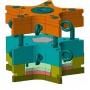 Logo progettazione & costruzione stampi per materieplastiche