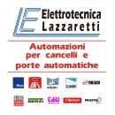 Logo dell'attività Elettrotecnica Lazzaretti di Lazzaretti Giancarlo