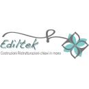 Logo dell'attività EDILTEK - Costruzioni e Ristrutturazioni chiavi in mano