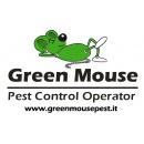 Logo dell'attività Green Mouse Pest Control di Dario Calisi