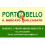 Logo Portobello Mercato Dell' Usato