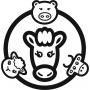 Logo Latte in polvere uso zootecnico per vitelli,agnelli,capretti,bufalini e maialini