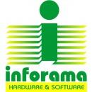 Logo dell'attività Inforama/ IBM