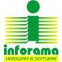 Logo Inforama/ IBM