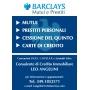 Logo Barclays Mutui e Prestiti