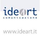 Logo dell'attività ideArt solution s.n.c. di Daniele e Leonardo Orsi