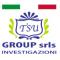 Logo social dell'attività Investigazioni Top Service Umbria