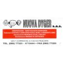 Logo dell'attività Nuova DYGER s.a.s.