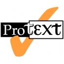Logo dell'attività Pro text redazione testi e traduzioni