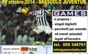 Sassuolo - Juventus    SERIE A