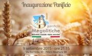Inaugurazione Panificio