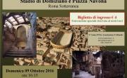 Roma Sotterranea. Lo Stadio di Domiziano e piazza Navona