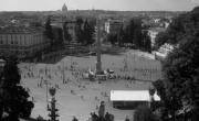 Piazza del Popolo e il Tridente