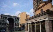 Le basiliche del Foro Boario: San Giorgio al Velabro e Cosmedin
