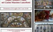 Dante, Ariosto e Tasso nel Casino Massimo Lancellotti