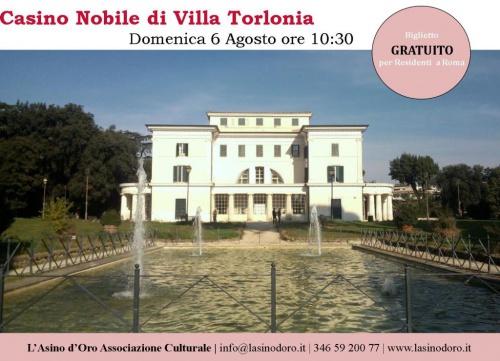 Musei Gratis. Il Casino Nobile di Villa Torlonia