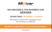 Round Table per Potenziali Busines Partner ARXIVAR