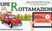 SUPER ROTTAMAZIONE ALLA BELLIFEMINE RECYCLING DI MOLFETTA