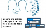 La Privacy policy per il tuo sito web - le Cookie e Privacy Policy