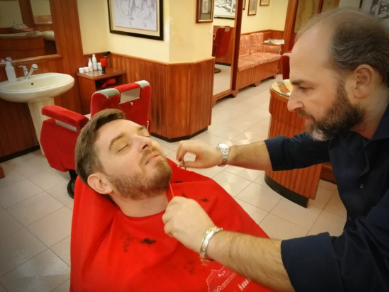 Modafferi Barber Shop - Modellamento Barba...