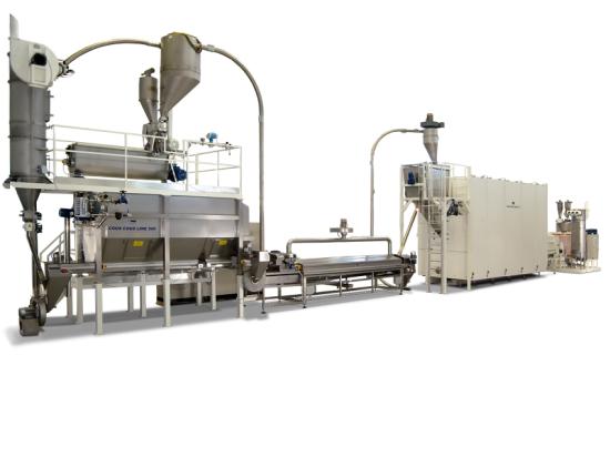 Linea per la produzione di couscous - 500 kg/h...