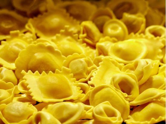 Linee per pasta fresca ripiena...
