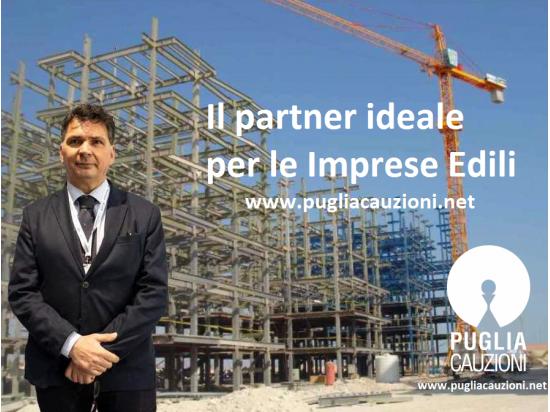 Il partner ideale per le Imprese Edili...