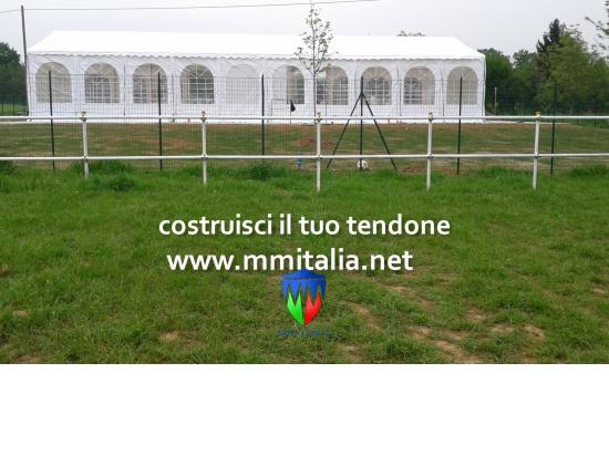 MM Italia Group Tendoni Tendostrutture Copertur...